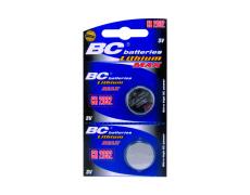 Lithiová knoflíková 3V baterie BCCR 2032