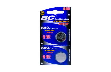 lítium 3V gombelemek BCCR 2032