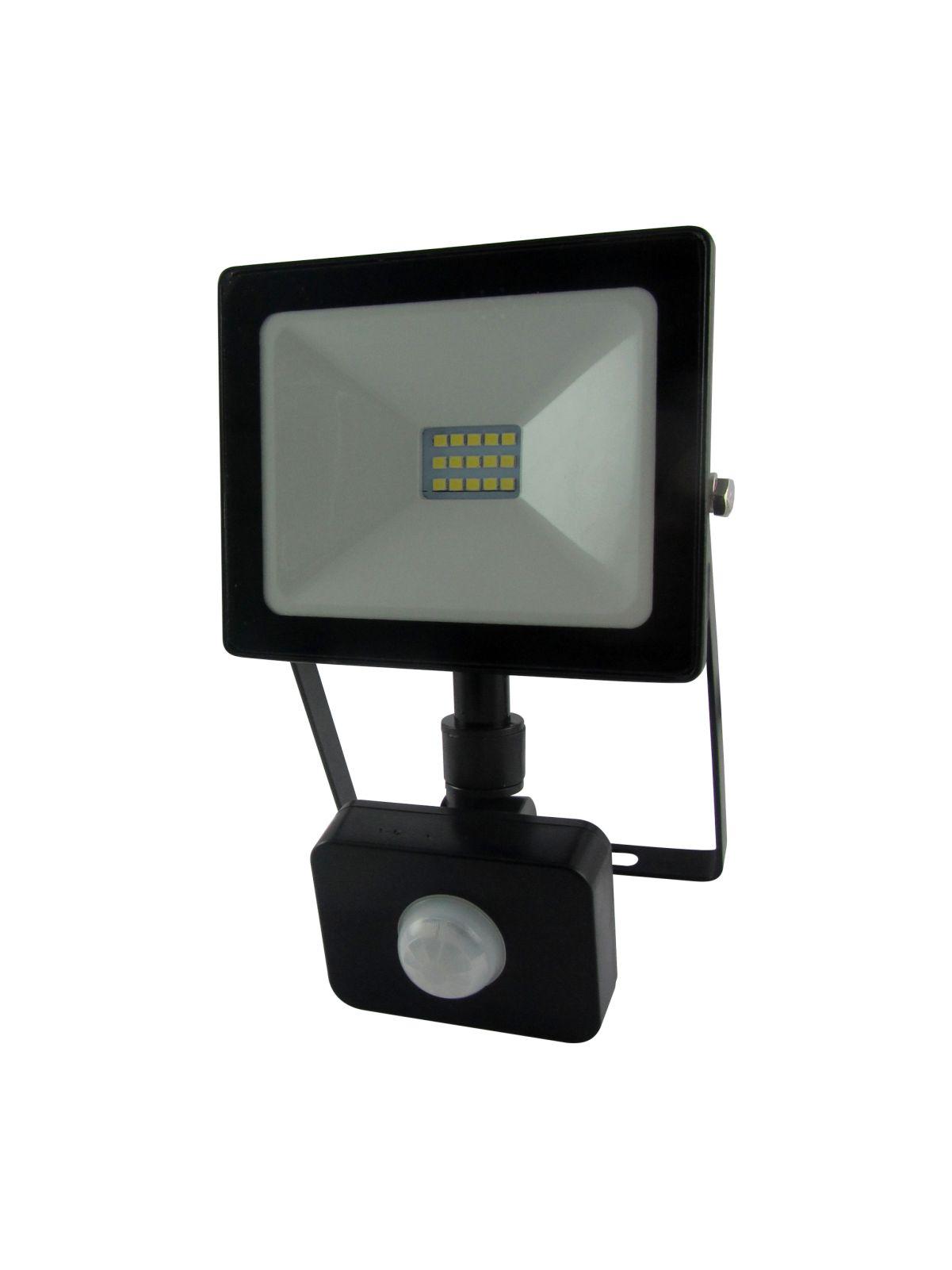 LED SENSOR Reflektor TRIXLINE - 10W studená bílá