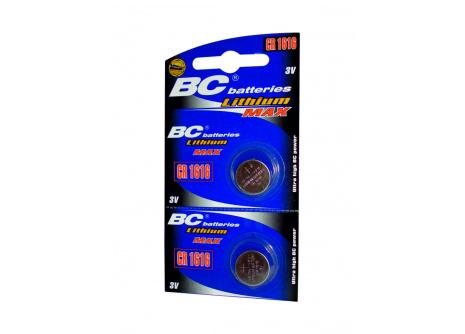 Lithiová knoflíková 3V baterie BC batteries CR 1616