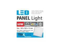 Podhledový LED panel TRIXLINE - 60W denní světlo