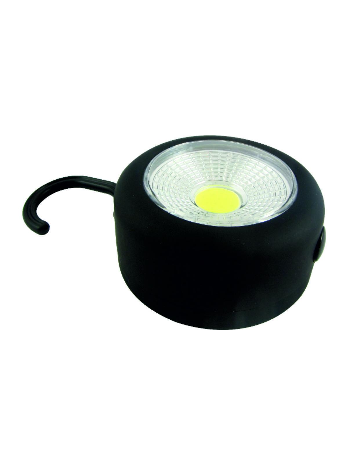 LED svítilna s háčkem a magnetem TR C218 3W COB