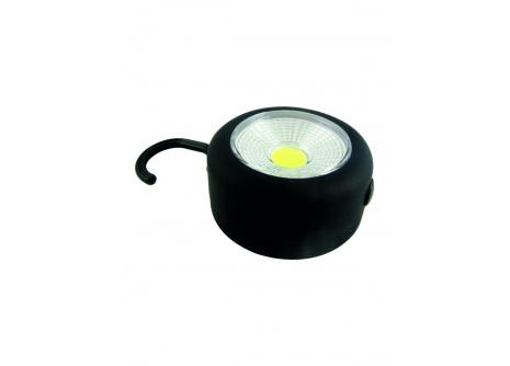 LED svítilna s háčkem a magnetem TRIXLINE TR C218
