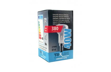 Speciální žárovka BC LUX R50 40W E14 teplá bílá
