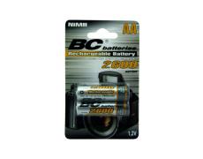 Nabíjecí 1,2V tužková baterie BCR6/2600/2BP
