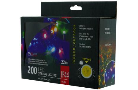 Vánoční LED řetěz TR 338 multicolor