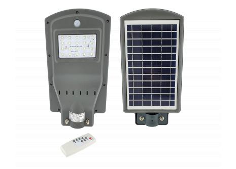 Solární světlo se senzorem pohybu TRIXLINE TR 362