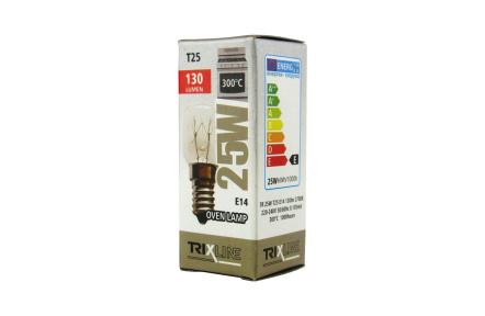 Speciální žárovka BC T25, 300°C