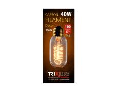 Dekorační stmívatelná žárovka Trixline 40W E27 (T45-S24)