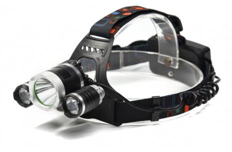 Profesionální LED nabíjecí svítilna TR 275 10W