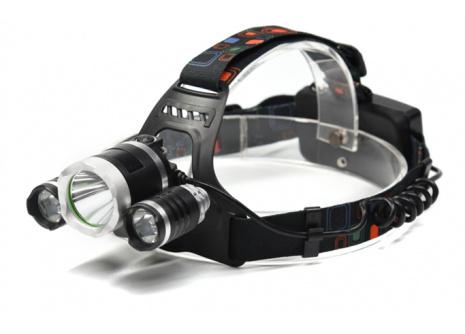 LED nabíjecí svítilna TRIXLINE TR 275