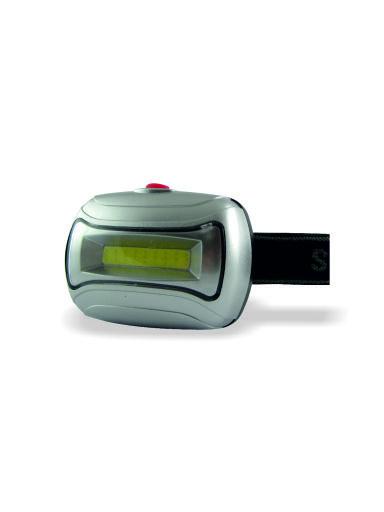 Čelová LED svítilna 3W LED COB