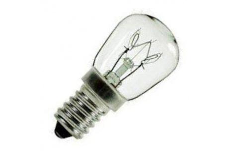 Speciální žárovka BC E14 lednice/mrazák