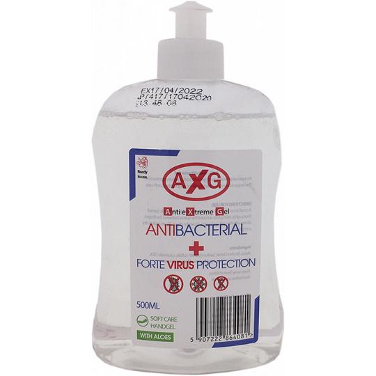 Antibateriální gel AXG