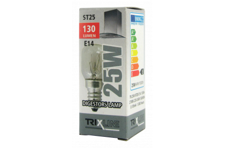 Špeciálna žiarovka BC ST25 25W E14