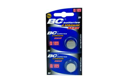Lithiová knoflíková 3V baterie BCCR 1620