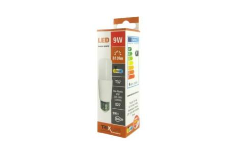 LED žárovka Trixline 9W Teplá bílá