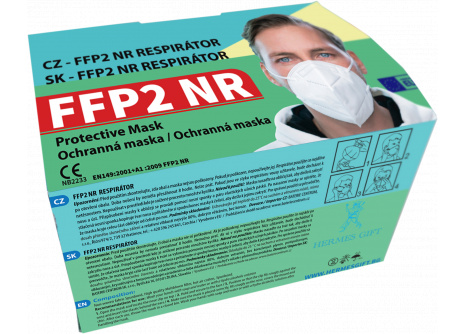 Respirátor HG-02  FFP2