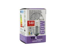 Speciální žárovka BC G45W E27 teplá bílá