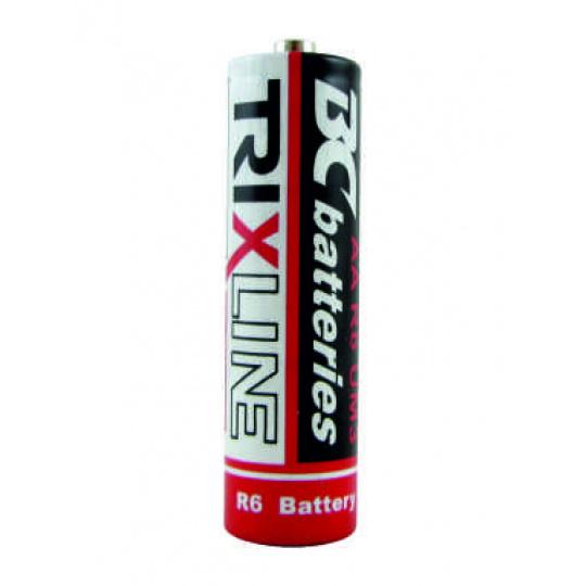 Zinkochloridová 1,5 tužková baterie TRIXLINE BCR6/4P