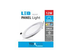 Podhledové LED svítidlo TRIXLINE – kulaté 12W