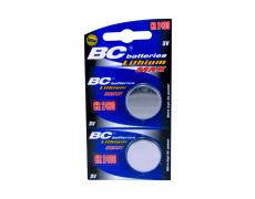 Lithiová knoflíková 3V baterie BCCR 2450