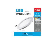 Podhledové LED svítidlo TRIXLINE – kulaté 18W