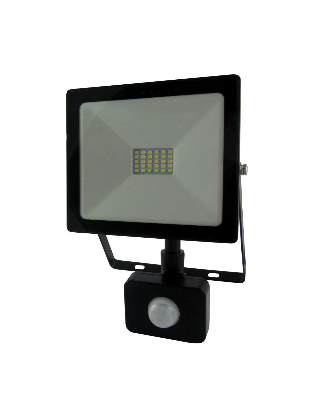 LED SENSOR Reflektor TRIXLINE - 20W studená bílá