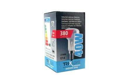Speciální žárovka BC R50 40W E14 teplá bílá
