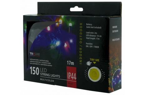 Karácsonyi LED fényfüzér TR 332 multicolor