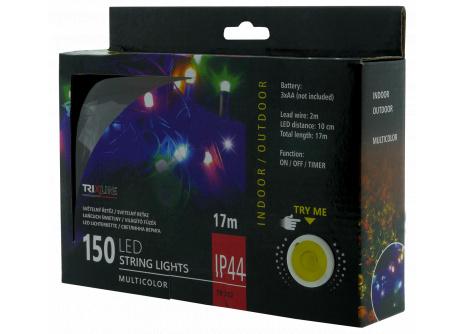 Vánoční LED řetěz TR 332 multicolor