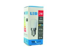 LED žiarovka BC TR 2W E14 ST26 studená biela