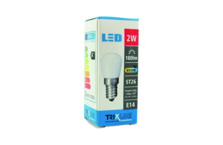 LED žárovka BC TR 2W E14 ST26 denní světlo