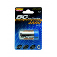 Nabíjecí baterie BC Batteries 1,2V R14