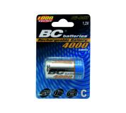 Nabíjecí 1,2V malý monočlánek BCR14/4000/2BP