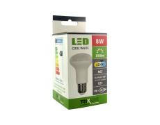 LED žárovka TRIXLINE 8W R63 E27 4200K