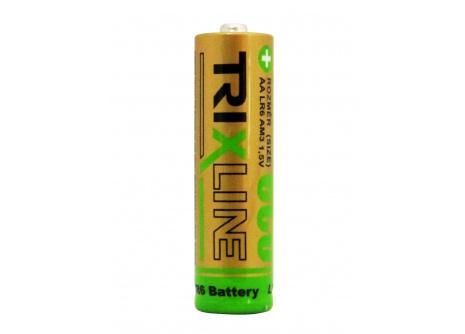 Alkalická ECO 1,5V tužková baterie BCRL6/4BP TRIXLINE