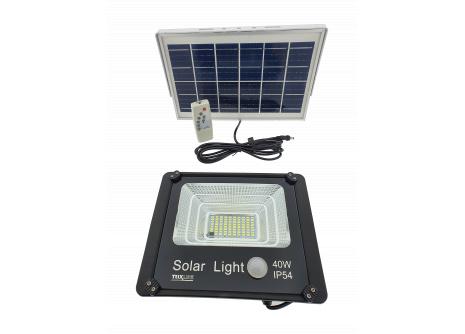 Solární světlo se senzorem TRIXLINE TR 365