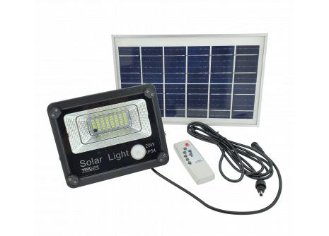 Solární světlo se senzorem TR 364