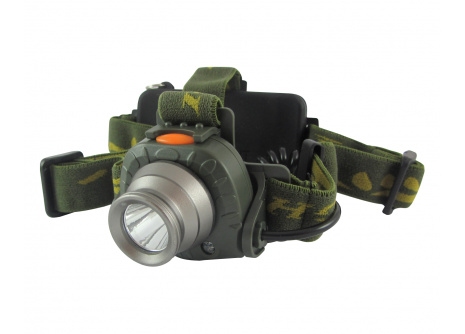 LED čelovka se senzorem TRIXLINE BC TR 245