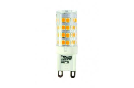 LED žiarovka BC TR 4W G9 studená biela