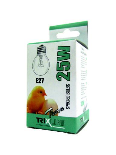 Speciální žárovky BC G45W E27 teplá bílá