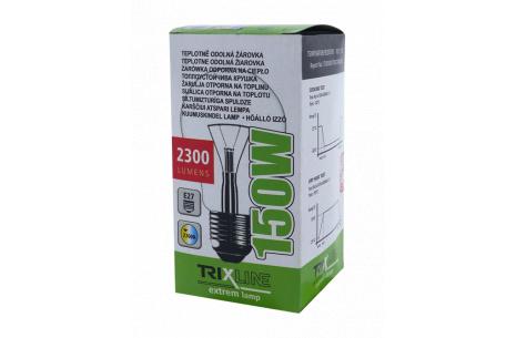 Speciální žárovka BC LUX 150W E27 teplá bílá
