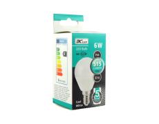 LED žiarovka 6W P45 E14 neutrálna biela 5 ročná záruka