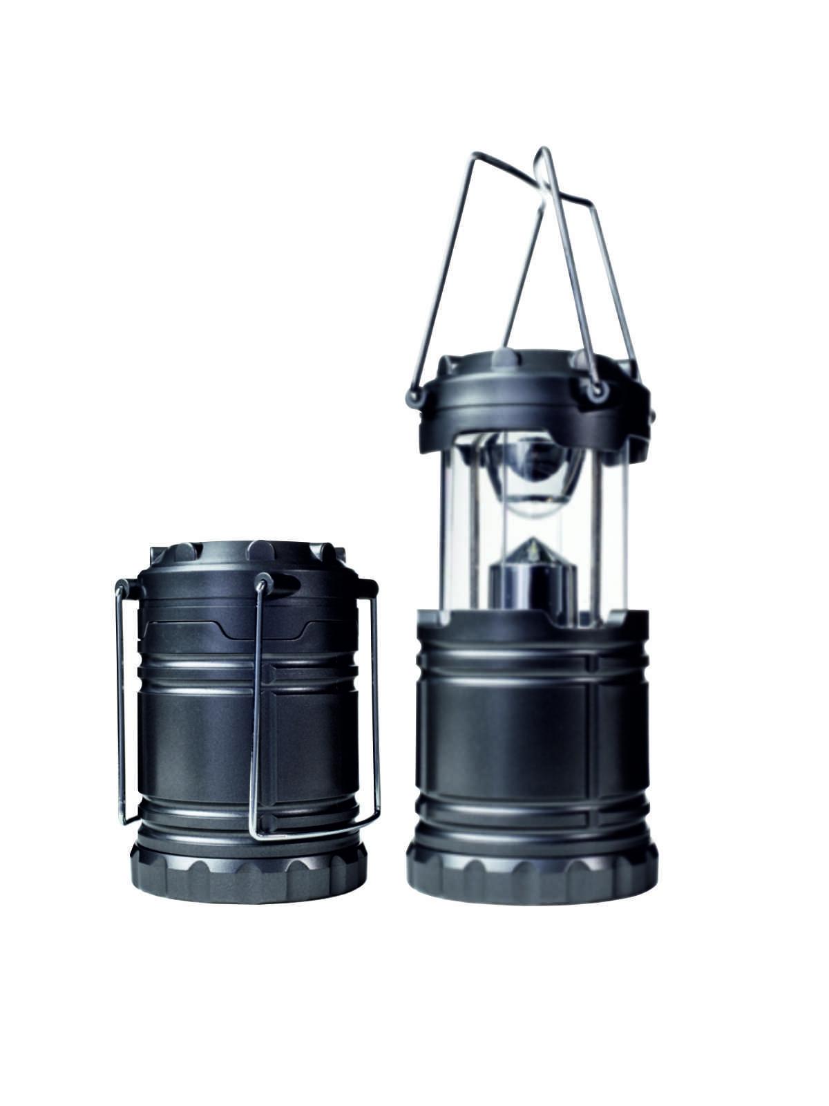 Kempingová LED lampa 1W LED