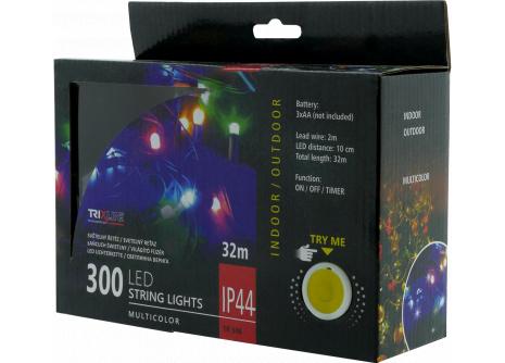 Vánoční LED řetěz TR 348 multicolor