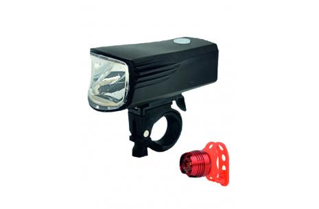 Sada LED světel na kolo TR C243