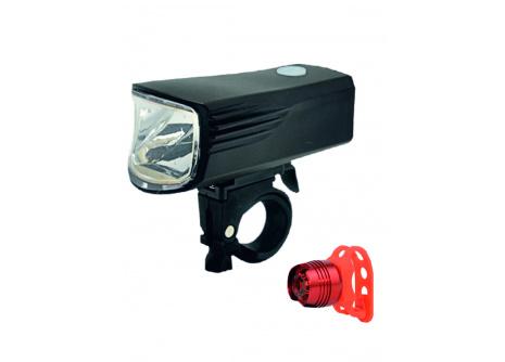 Sada LED světel na kolo TRIXLINE TR C243
