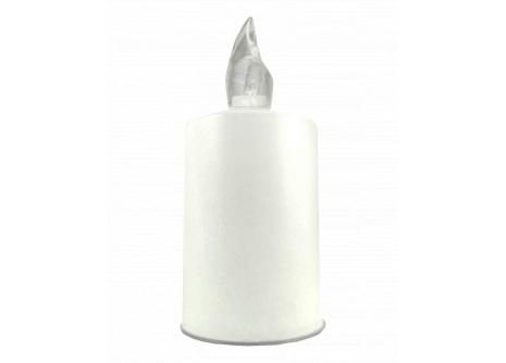 Hřbitovní svíčka bílá BC LUX BC 192