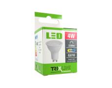 LED žárovka BC TR 4W GU10 studená bílá